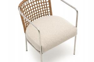 Fotel do przestrzeni publicznych