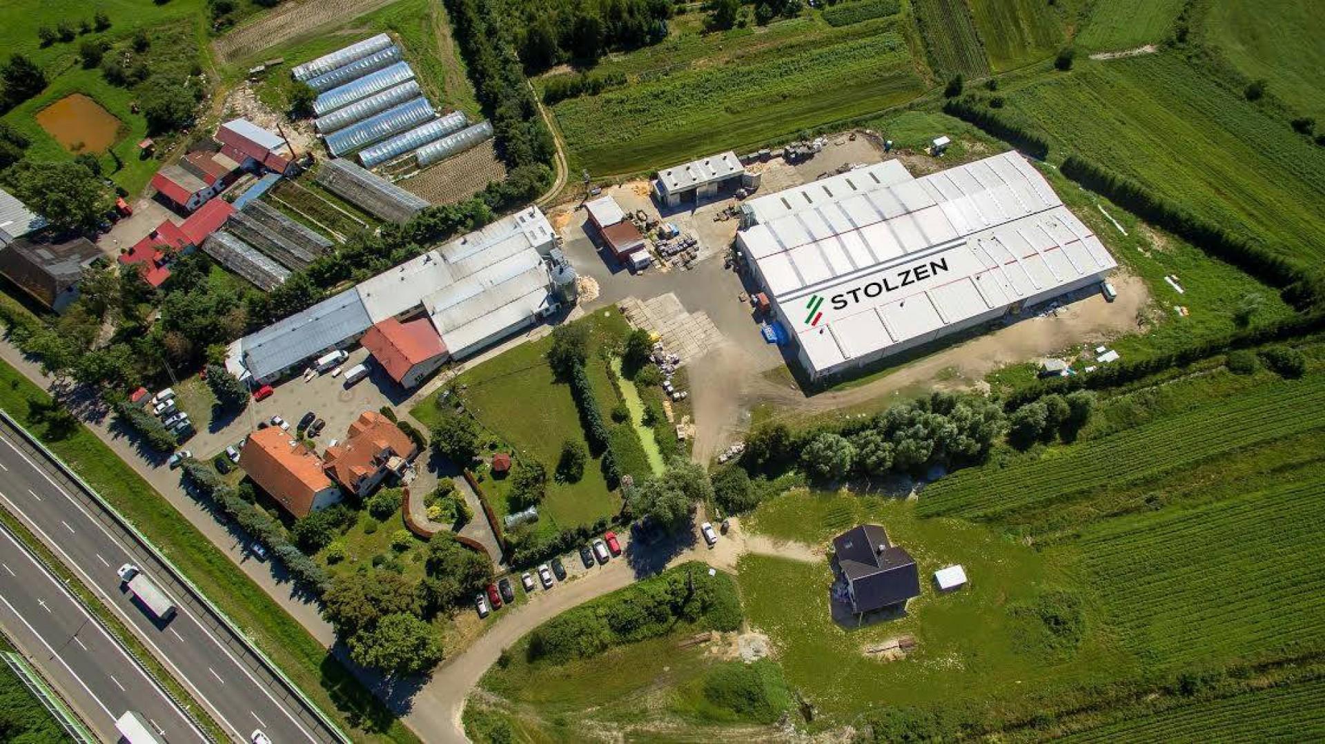 Fabryka frontów meblowych Stolzen