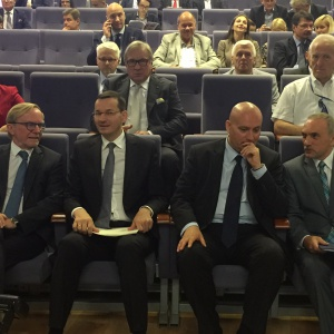 Minister Rozwoju Mateusz Morawiecki na Ogólnopolskim Kongresie Meblarskim