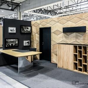 Nowe biurko menedżerskie marki Dobra Forma - Effect