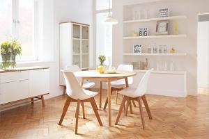 Jadalnia dla pary. 5 pomysłów na meble