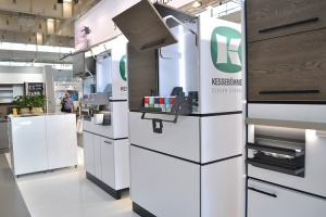 Nowy sposób wykończenia systemów kuchennych