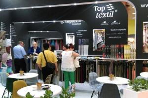 Toptextil promował się w Bukareszcie