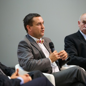 Panel dyskusyjny - Tomasz Wiktorski (B+R Studio), Marek Adamowicz (OIGPM).