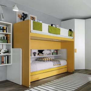 Łóżko Slide. Fot. Zalf
