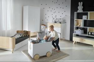 Pokój dziecka. Piękne kolekcje dla najmłodszych