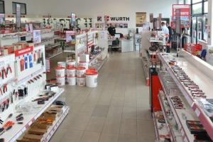Jubileusz sklepu Würth Polska