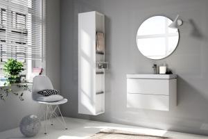 Aranżacja łazienki. Piękne, przestrzenne wnętrza