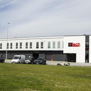 Nowa siedziba firmy Lech modern fabrics