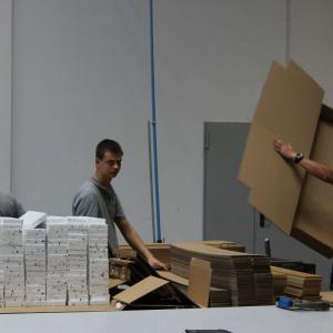 Żuławska Fabryka Mebli. Fot. Mariusz Golak