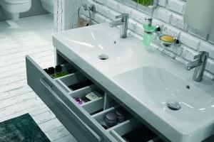 Jak wybrać szafkę łazienkową? Radzi ekspert marki Koło