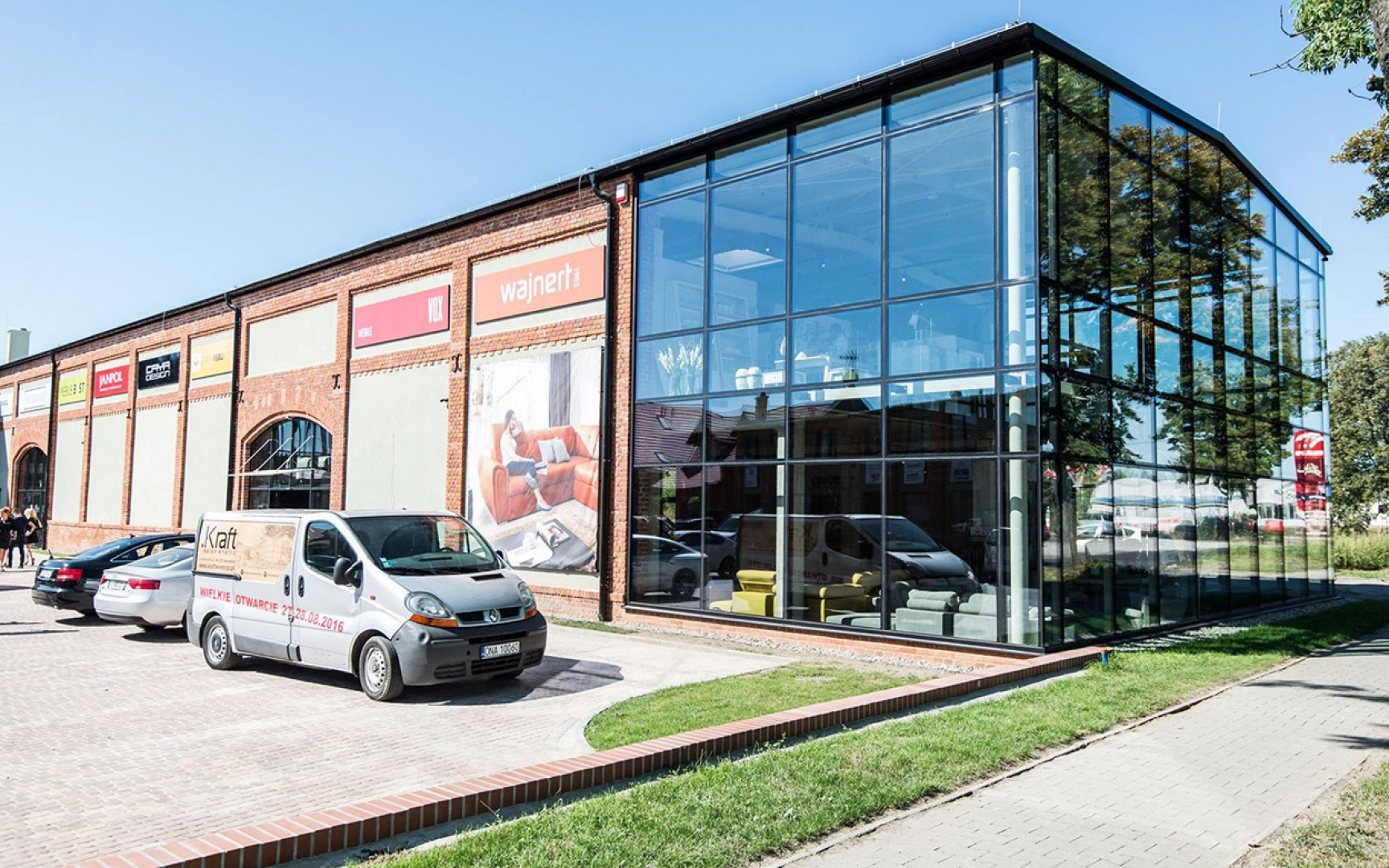 Centrum Kraft w Namysłowie