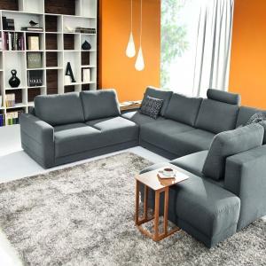 Narożnik Mod pozwala tworzyć dowolne konfiguracje. Fot. Etap Sofa