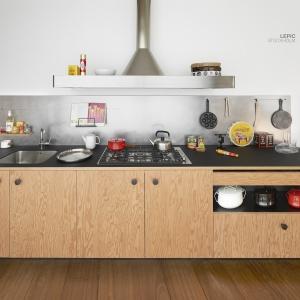 Kuchnia Lepic - Jasper Morrison dla Schiffini. Fot. Kari-Mobili