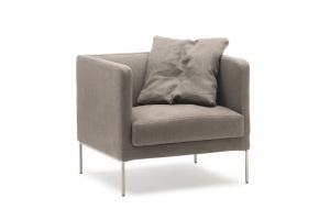 Fotel w formie sześcianu