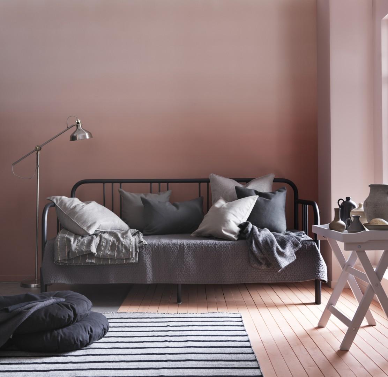 Leżanka Fyresdal z oferty IKEA. Fot. IKEA