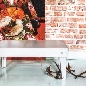 Stolik kawowy, stół oraz taboret Monter to alternatywa dla klasycznego kompletu mebli z drewna, szkła czy metalu. Fot. Morgan & Möller