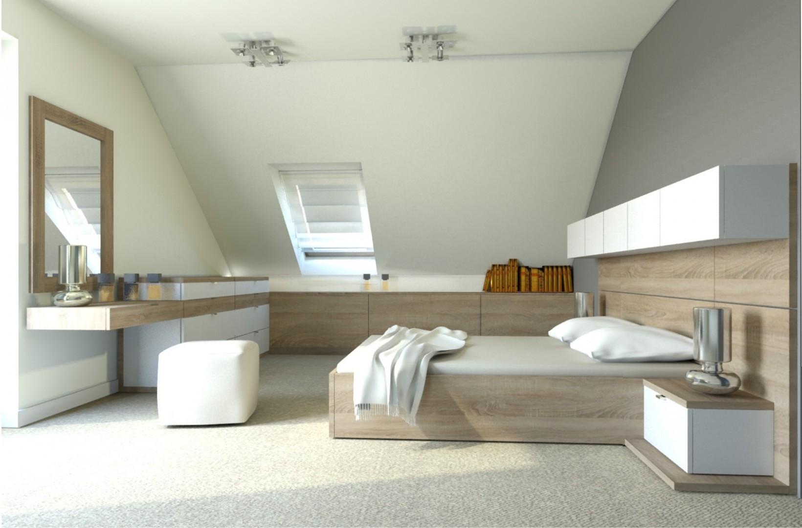Urządzamy Sypialnia Na Poddaszu Zobacz Jak Można Ją