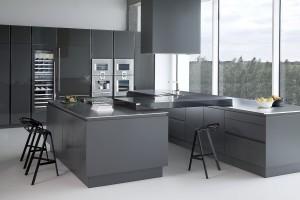 Jednolite zabudowy kuchenne - najnowsze trendy w naszych wnętrzach