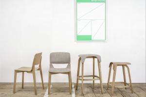 Krzesła inspirowane naturą