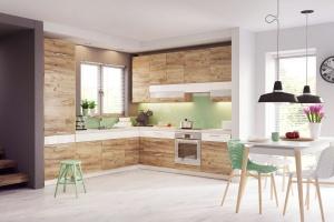 Trendy kolorystyczne w meblach kuchennych
