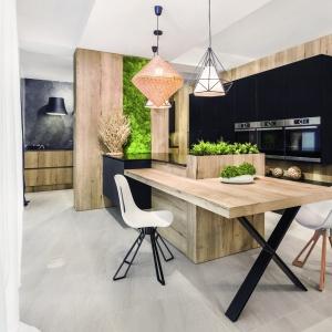 Kuchnia Musco to nowoczesna forma, wysokiej klasy materiały, jak i idealnie dopracowane detale wykończeń. Fot. Vigo Kuchnie