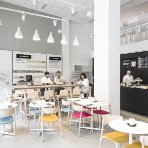 Moleskine Cafe w Mediolanie. Fot. Michele Morosi