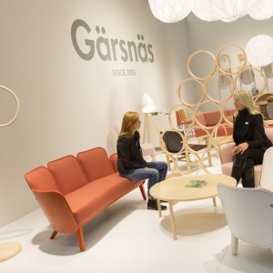 Stoisko firmy Gärsnäs. Fot. Koelnmesse