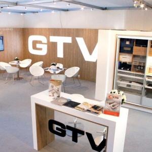 Stoisko firmy GTV na targach SICAM w Pordenone. Fot. GTV
