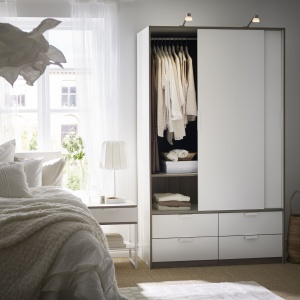 Szafa Trysil. Fot. IKEA