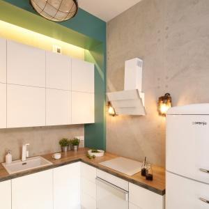 Urządzamy Mała Kuchnia Pomysły Na Aranżację W Bieli