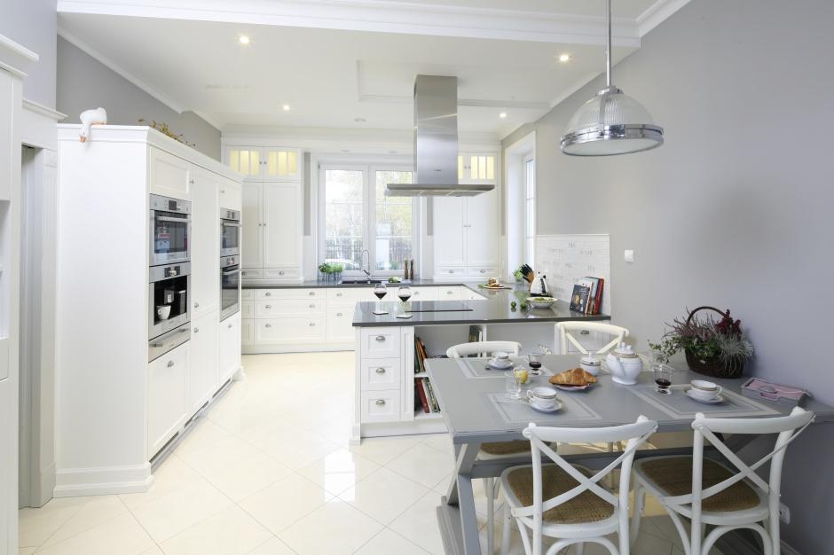 Urządzamy  Stylowa kuchnia Zobacz najmodniejsze propozycje  meble com pl -> Urządzamy Mieszkanie Kuchnia
