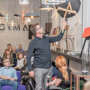 Otwarcie showroomu Euforma w Warszawie. Fot. Dariusz Ludwicki