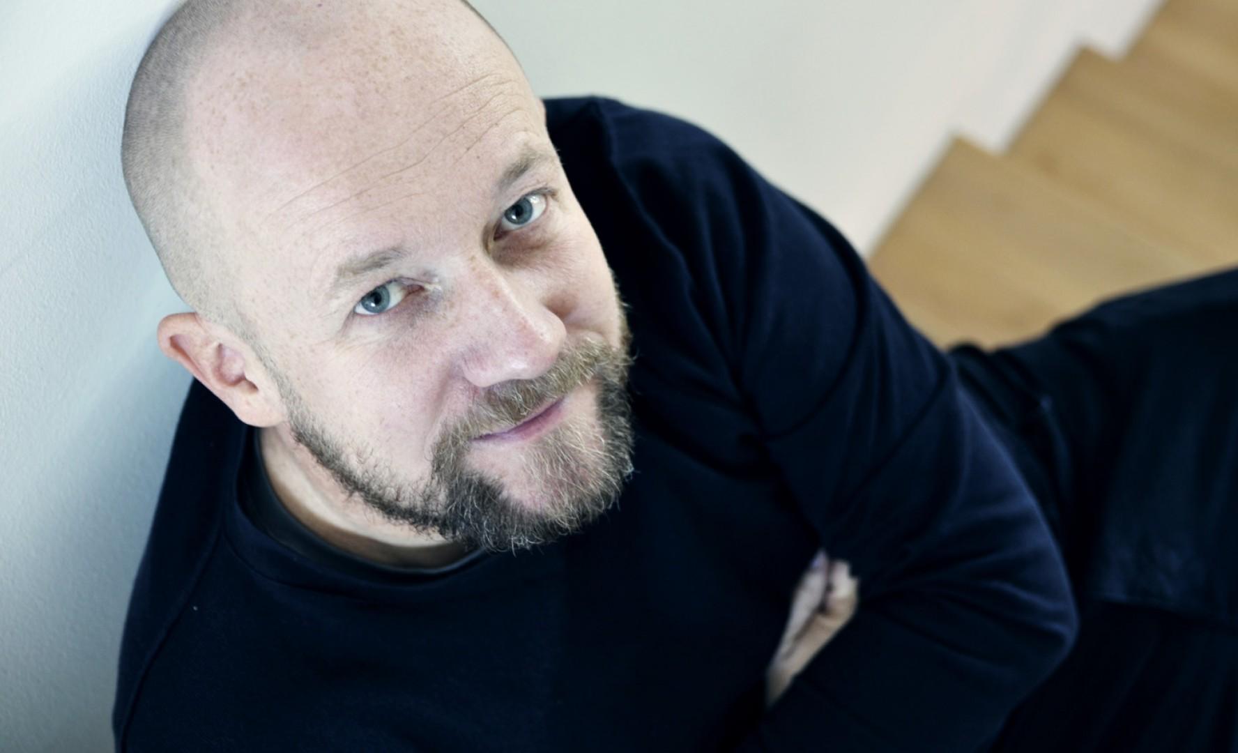 Piotr Kuchciński, projektant. Fot. Archiwum