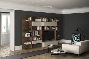 Jak zagospodarować kącik telewizyjny w salonie - zobacz inspiracje!
