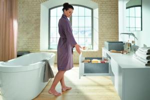 5 pomysłów na modne meble łazienkowe