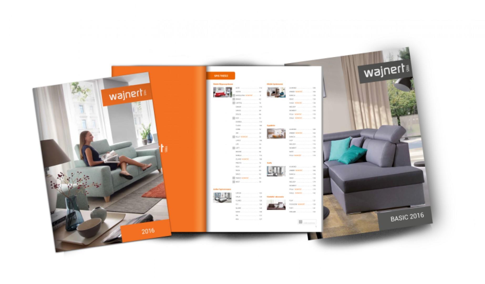 Katalogi Wajnert Meble