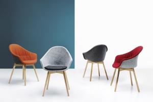 Najciekawsze krzesła zaprojektowane przez Tomka Rygalika
