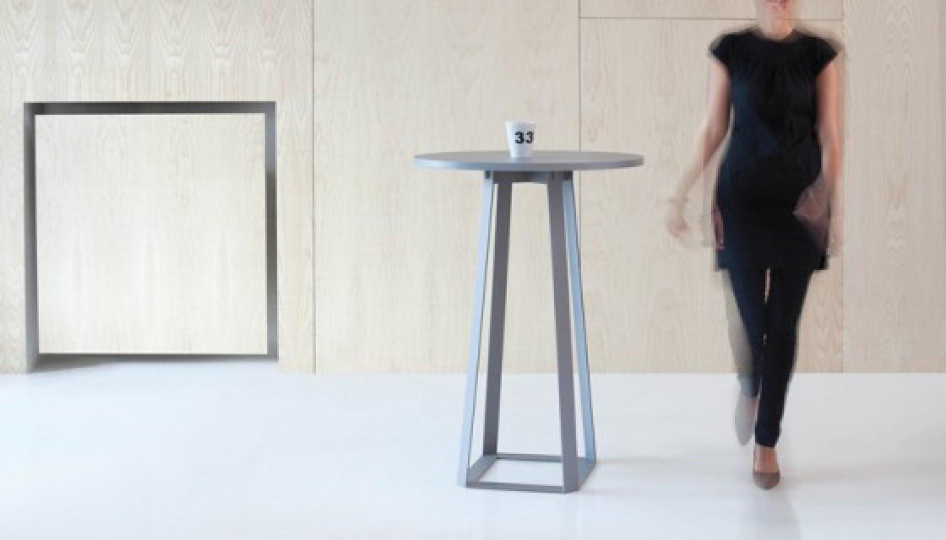 Stół z kolekcji H2 firmy Balma. Fot. Balma
