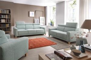 Sofa w salonie. Modele idealne do małego mieszkania