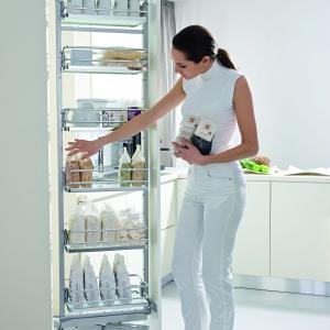 Wysokie cargo to dobre miejsce do przechowywania produktów spożywczych. Fot. TCo