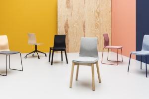 Zmodyfikowana kolekcja krzeseł