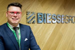 Nowy dyrektor spółki Biesse w Moskwie