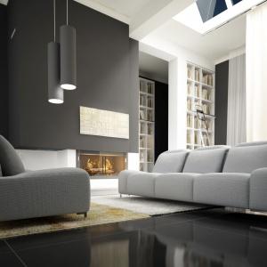 Bello to elegancka kolekcja mebli wypoczynkowych z miękkimi poduchami. Fot. Adriana Furniture
