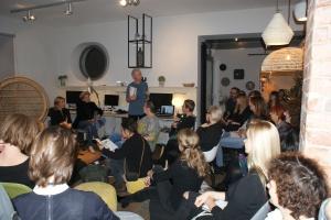 Spotkanie dla projektantów i promocja książki