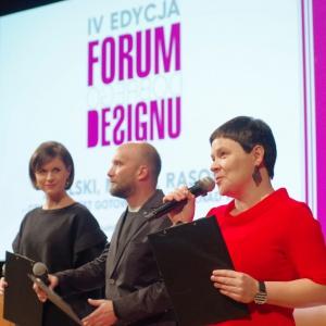Inauguracja Forum Dobrego Designu. Fot. Piotr Waniorek