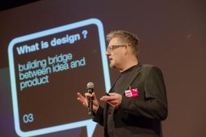 Wykład gościa specjalnego otworzył Forum Dobrego Designu