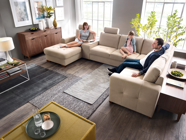 Modułowa sofa Taboo. Fot. Wajnert Meble