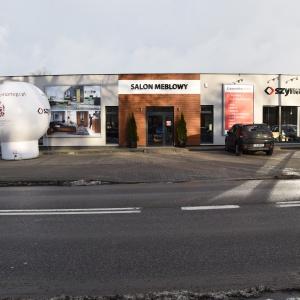 Otwarcie salonu firmowego Szynaka Meble w Lubawie. Fot. Szynaka Meble