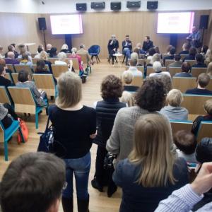 Forum Dobrego Designu 2016. Fot. Paweł Pawłowski